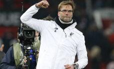 Jürgen Klopp kandideerib Premier League`i novembrikuu parimaks treeneriks