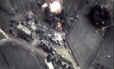 Moskva hoogustab sihtmärkide pommitamist Süürias