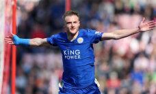 LÕPP KUULUJUTTUDELE: Jamie Vardy sõlmis Leicesteriga pika jätkulepingu!