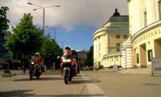 VIDEO: Algas Kultuurse Motobande seitsmes heategevuslik motorännak