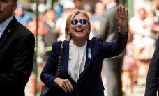 У Хиллари Клинтон диагностировали пневмонию