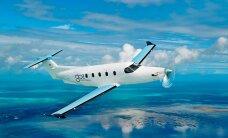 Vormelisõitja osalusega lennufirma tahab augustis väikelennukiga Tallinna ja Helsingi vahet lendama hakata.