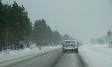 Maanteeinfo: lumesaju ala laieneb, teed muutuvad libedamaks