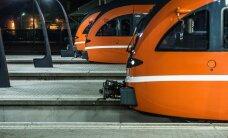 Из-за ремонта будет изменено расписание поездов Elron