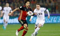 TÄIELIK HÄVING: Belgia lõi Eestile kaheksa väravat, mis on valiksarjade negatiivne rekord