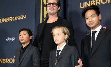 Старший сын Джоли не считает Брэда Питта отцом и отказывается общаться с ним