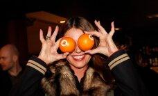 FOTOD: Sidrunitüdruku ja apelsinipoisi tormakas armulugu jõudis suurele ekraanile