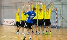 Käsipalli meistriliiga poolfinaalid tõotavad põnevuslahinguid