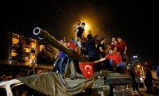 Rõivas mõistab Türgi riigipöördekatse ühemõtteliselt hukka: sõjalise jõu kasutamine ei saa kunagi olla poliitilise võitluse instrument