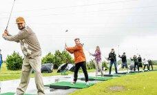 Genka: tunnen end golfirajal justkui parema inimesena