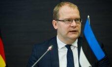 Eesti, Saksmaa, Läti ja Leedu välisminister arutavad Tallinnas julgeolekuküsimusi
