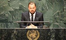 Leonardo DiCaprio: kõiki meie planeedi elusolendeid ähvardab tõsine katastroof
