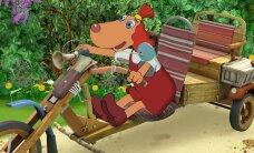 """""""Lotte ja kuukivi saladus"""" pärjati India lastefilmide festivalil parimaks animafilmiks"""