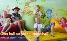 ARMAS VIDEO: 5-aastased teavad, kust tuleb raha ja mida ostaksid nad miljoni euro eest!