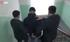 ВИДЕО: В Петербурге задержан житель Эстонии по подозрению в шпионаже на МВД Эстонии