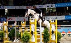 FOTOD: Tallinn International Horse Show grand prix läks lõunanaabritele