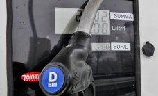 Из-за высокого акциза на дизель Эстония может потерять миллионы евро