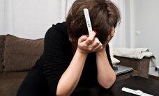 Neiu mure: Menstruatsioon hilines ja tegin rasedustesti, mis oli positiivne, mida teha?