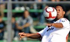 Blackburn tegi Ronaldinho ostmiseks 25-miljonilise pakkumise