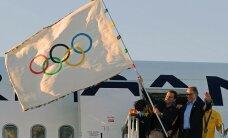 FOTO: Olümpialipp jõudis Rio de Janeirosse