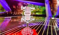 PUBLIKU EKSKLUSIIV: Vaata kõige esimesena Eurovisioon 2012 trofeed!