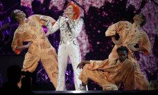Võimas värk: Lady Gaga avaldas David Bowie'le Grammy galal austust vaatemängulise etteastega