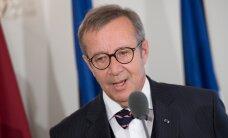 Президент Ильвес — о рокировке на посту главы МИД: я вижу здесь тревожную неясность