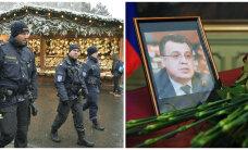 ГЛАВНОЕ ЗА ДЕНЬ: Последствия нападения в Берлине и убийства посла РФ в Турции
