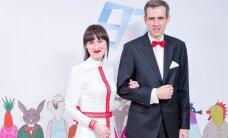 PALJU ÕNNE! Natali Lohk ja Velvo Väli tervitasid uut pereliiget