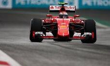 Mootorit vahetanud Räikkönen alustab Mehhikos eelviimaselt kohalt