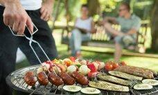 Veel jõuad: kata kodune jaanilaud erinevate grillroogadega