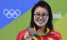 VIDEO: Siiras rõõm! Hiina ujuja sai medalivõidust teada alles telekanalile intervjuud andes