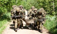 Население Эстонии доверяет армии больше, чем соседи-балтийцы