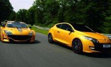 VIDEO: Renault Mègane purustas esiveoliste autode Nürburgringi rekordi!