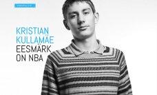 Kristian Kullamäe eesmärk on NBA