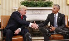 Обама пытается успокоить мировую общественность по поводу Трампа