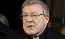 Vatikani finantsjuhti süüdistatakse kodumaal Austraalias poiste käperdamises