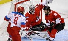 ВИДЕО: России уступила в овертайме канадцам, Европа разбила Швецию