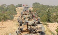 """Ankara: Türgi loob Süüriasse sõjapõgenike jaoks """"ohutu tsooni"""""""