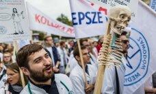 Nädalavahetusel levis üle Poola protestilaine