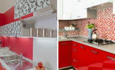 FOTOD: Punane värv on köögi kujundamisel üks lemmikuid — vaata ideid!