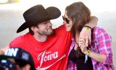 Hurraa! Mila Kunis ja Ashton Kutcher saavad teise lapse