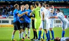 Назван состав сборной Эстонии по футболу на матч с Бельгией