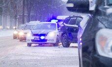 Liikslusõnnetuste kroonika: juht kaotas sõiduki üle juhitavuse ja kaldus vastassuuna vööndisse, reguleerimata ülekäigurajal sõitis auto jalakäijale otsa