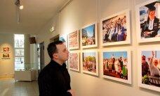 ФОТО: В Йыхви открылась выставка работ фотографа из Силламяэ Владимира Горохова