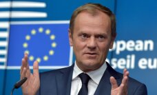 Туск: Евросоюз не намерен отменять санкции против России
