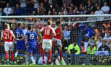 Chelsea alistas üheksa mehega lõpetanud Arsenali