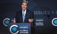 Керри заявил о единстве Европы и США в вопросе санкций против России
