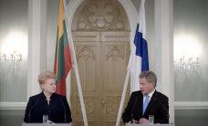 Литва призывает Финляндию плотнее сотрудничать с НАТО из-за России