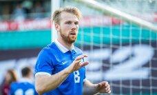 Esiründaja Henri Anier peab leidma stabiilse mängupaiga